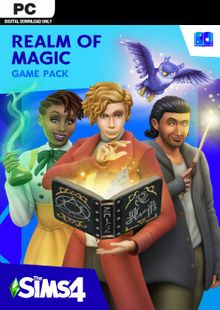 The Sims 4: Realm of Magic PC billig Schlüssel zum Download