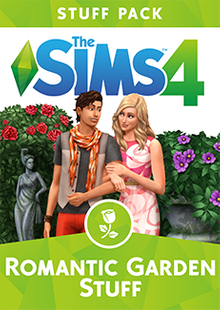 The Sims 4 - Romantic Garden Stuff PC billig Schlüssel zum Download