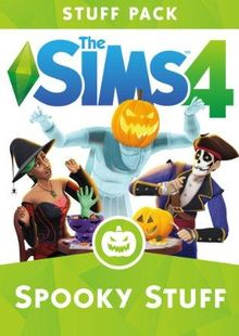 The Sims 4: Spooky Stuff Pack PC cheap key to download