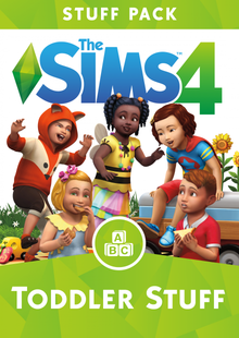 The Sims 4 - Toddler Stuff PC cheap key to download