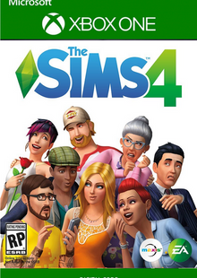 The Sims 4 Xbox One (UK) billig Schlüssel zum Download