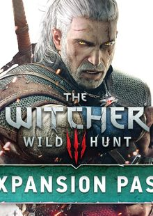 The Witcher 3 Wild Hunt PC Expansion Pass PC clé pas cher à télécharger