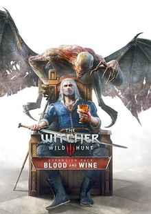 The Witcher 3 Wild Hunt Blood And Wine PC clé pas cher à télécharger