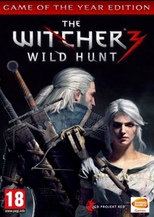 The Witcher 3 Wild Hunt GOTY PC clé pas cher à télécharger