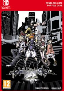 The World Ends With You: Final Remix! Switch clé pas cher à télécharger