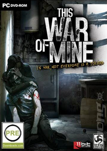 This War of Mine PC clé pas cher à télécharger