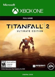 Titanfall 2 - Ultimate Edition Xbox One (UK) cheap key to download