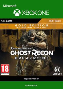 Tom Clancy's Ghost Recon Breakpoint: Gold Edition Xbox One cheap key to download