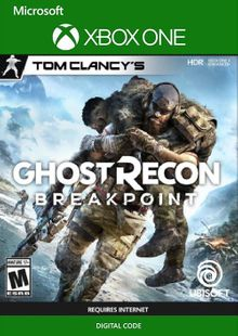 Tom Clancy's Ghost Recon Breakpoint Xbox One (WW) cheap key to download