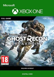 Tom Clancy's Ghost Recon Breakpoint Xbox One (UK) cheap key to download