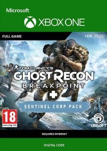 Tom Clancy's Ghost Recon Breakpoint Xbox One + DLC clé pas cher à télécharger