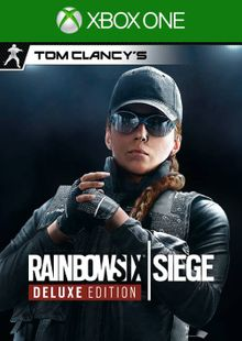 Tom Clancy's Rainbow Six Siege Deluxe Edition Xbox One UK cheap key to download
