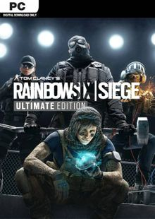 Tom Clancy's Rainbow Six Siege - Ultimate Edition PC clé pas cher à télécharger