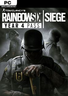 Tom Clancys Rainbow Six Siege - Year 4 Pass PC cheap key to download