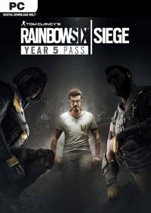 Tom Clancy's Rainbow Six Siege - Year 5 Pass PC cheap key to download