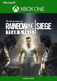 Tom Clancy's Rainbow Six Siege - Year 5 Pass Xbox One cheap key to download