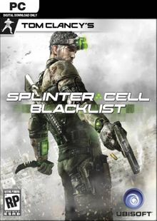 Tom Clancy's Splinter Cell Blacklist PC cheap key to download