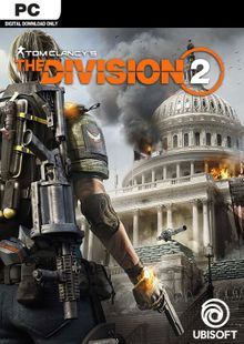 Tom Clancy's The Division 2 PC + DLC cheap key to download