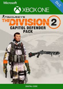 Tom Clancys The Division 2 Xbox One - Capitol Defender Pack DLC cheap key to download