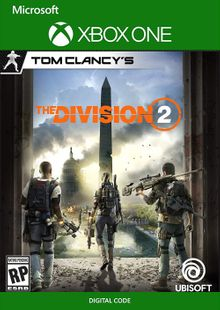 Tom Clancy's The Division 2 Xbox One billig Schlüssel zum Download