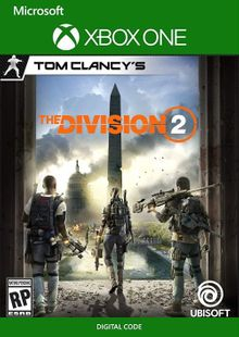 Tom Clancys The Division 2 Xbox One + DLC cheap key to download