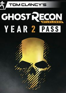 Tom Clancys Ghost Recon Wildlands - Year 2 Pass PC cheap key to download