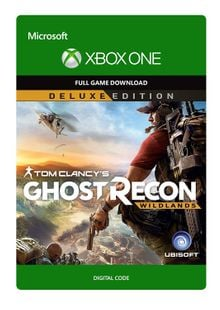 Tom Clancys Ghost Recon Wildlands Deluxe Edition Xbox One cheap key to download