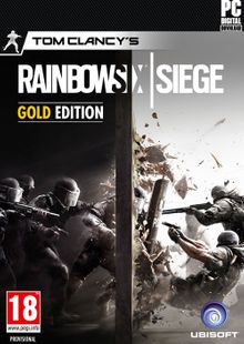 Tom Clancys Rainbow Six Siege Gold Edition PC cheap key to download