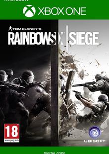 Tom Clancys Rainbow Six Siege Xbox One cheap key to download