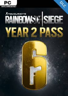 Tom Clancys Rainbow Six Siege Year 2 Pass PC (US) cheap key to download