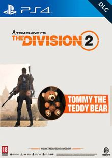 Tom Clancy's The Division 2 PS4 - Tommy the Teddy Bear DLC cheap key to download