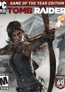 Tomb Raider Game of the Year PC billig Schlüssel zum Download