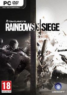 Tom Clancy's Rainbow Six Siege PC billig Schlüssel zum Download