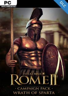 Total War: ROME II - Wrath of Sparta Campaign Pack PC - DLC cheap key to download