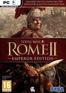 Total War Rome II 2 - Emperors Edition PC (US) cheap key to download