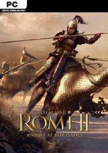 Total War Rome II: Enemy At the Gates Edition PC clé pas cher à télécharger