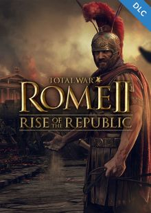 Total War ROME II 2 PC - Rise of the Republic DLC (EU) cheap key to download