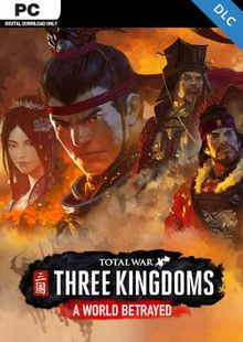 Total War: Three Kingdoms - A World Betrayed PC billig Schlüssel zum Download