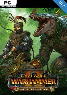 Total War: WARHAMMER II 2 PC - The Hunter & The Beast DLC (WW) cheap key to download