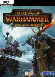 Total War Warhammer Dark Gods Edition PC billig Schlüssel zum Download