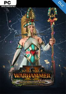 Total War Warhammer II 2 PC - The Queen & The Crone DLC (WW) billig Schlüssel zum Download