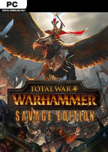 Total War: WARHAMMER- Savage Edition PC (EU) chiave a buon mercato per il download