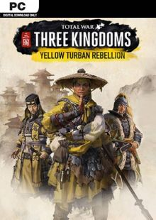Total War: Three Kingdoms - Yellow Turban Rebellion PC - DLC (WW) cheap key to download