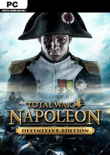 Total War: Napoleon - Definitive Edition PC (EU) cheap key to download