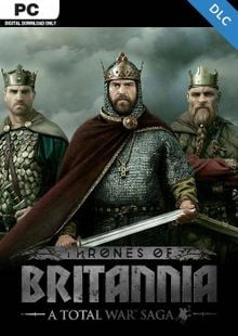 Total War Saga: Thrones of Britannia PC (WW) cheap key to download