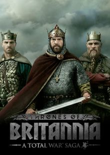 Total War Saga: Thrones of Britannia PC billig Schlüssel zum Download