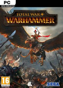 Total War: Warhammer PC (WW) cheap key to download
