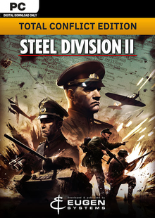 Steel Division 2 - Total Conflict Edition PC cheap key to download