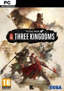 Total War: Three Kingdoms PC (EU) cheap key to download