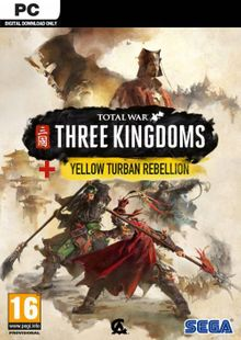 Total War Three Kingdoms PC + DLC (EU) cheap key to download
